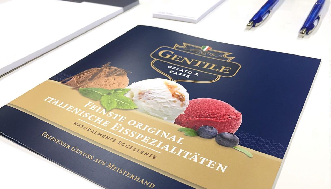 Preisliste Gentile Eismanufaktur