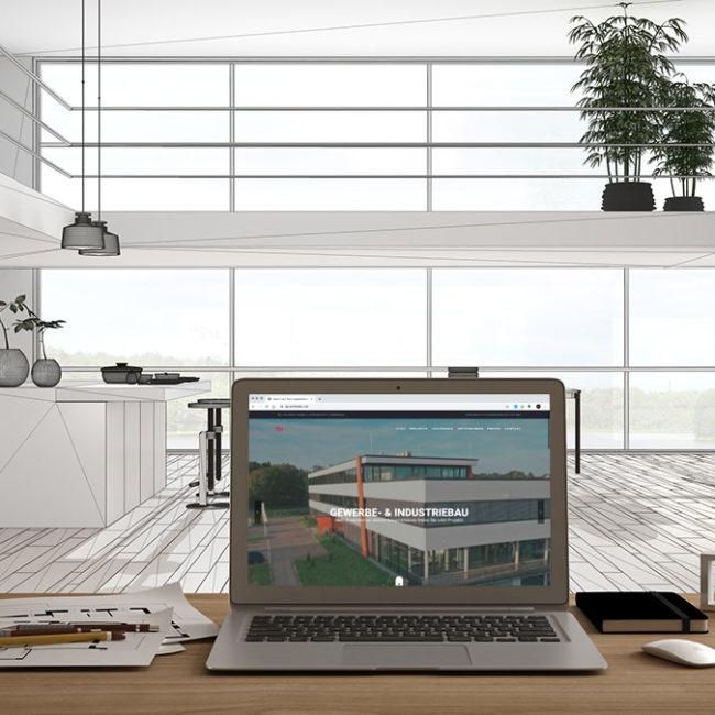 Neues Webdesign für das Architekturbüro Daschmann Planungsgesellschaft aus Markdorf am Bodensee